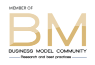 I am a member of the Business Model Community.