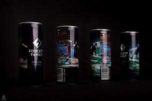 Gestern ist brandneue Forcett-Ware eingetroffen. Wir präsentieren: Den Forcett Family Energy Drink. Damit hast du die Energie der ganzen Family immer parat.